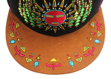 [Pre-Order Discount] Spirit Guide Hat (Black / Suede / Fabric) (Strapback)