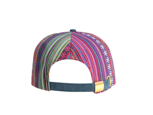 [Pre-Order Discount] Universal Language Hat (Purple / Strapback) (Suede / Fabric)