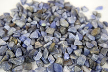 Tumbled Tanzanite (Per Gram), Gemstones - Flight Inspired