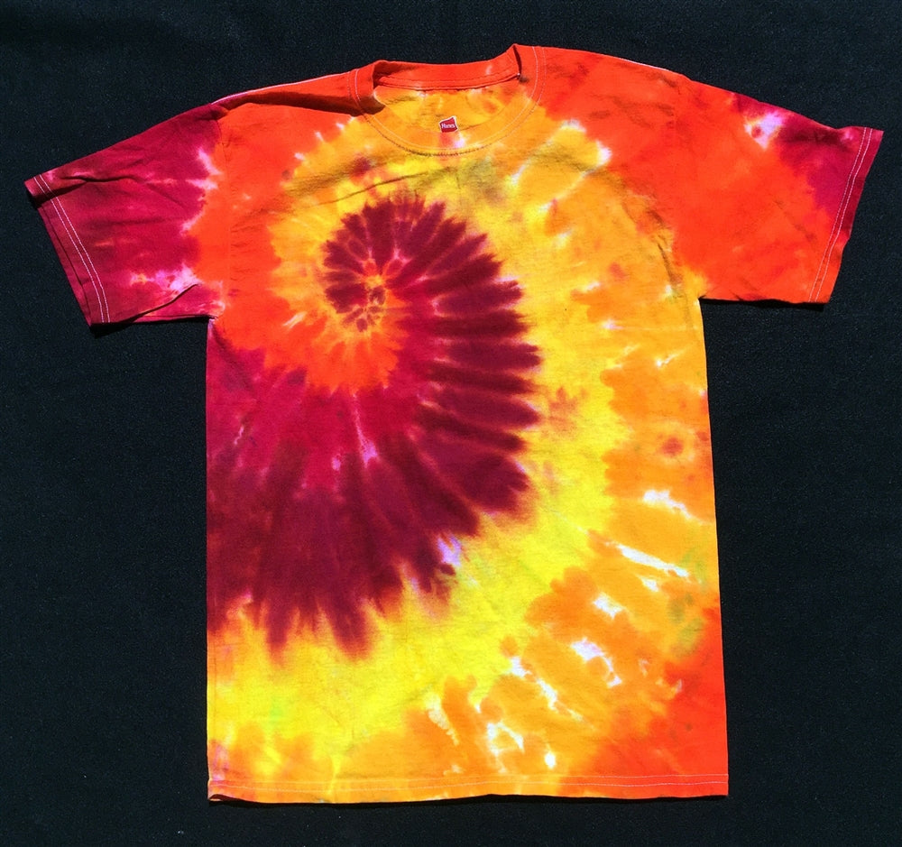 Spiral (Fire) Shirt (Tie Dye), Sale - Flight Inspired