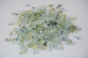 Rough Aquamarine (Per Gram), Gemstones - Flight Inspired