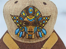 Celestial Mother (Hemp) (Earthtones), Hats - Flight Inspired