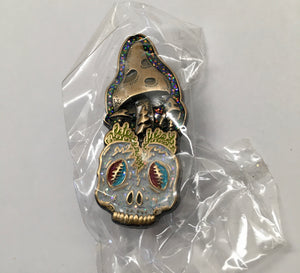 Dead and Company Pin (Antique Gold, Vintage)