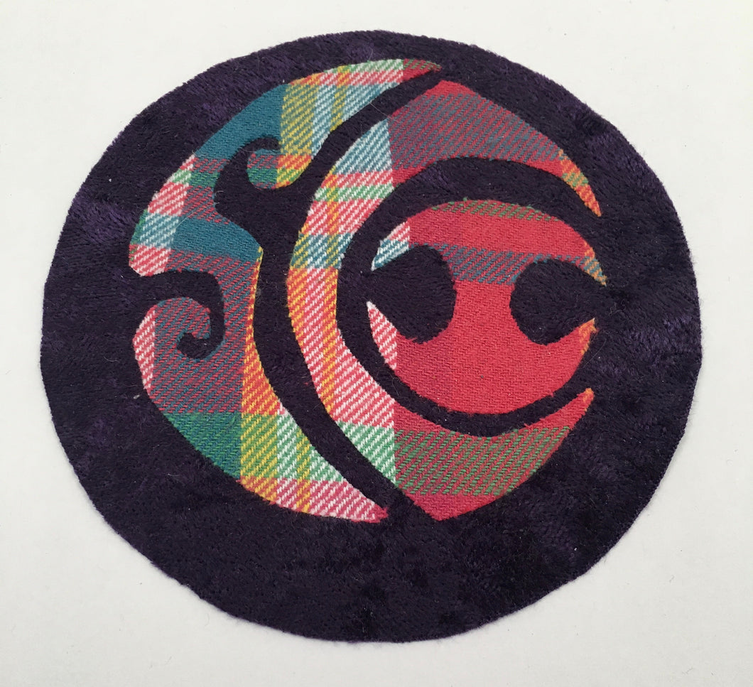 SCI Patch Purple (Vintage 2012)