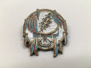 GD Dreamcatcher Pin (Gold, Vintage 2014)