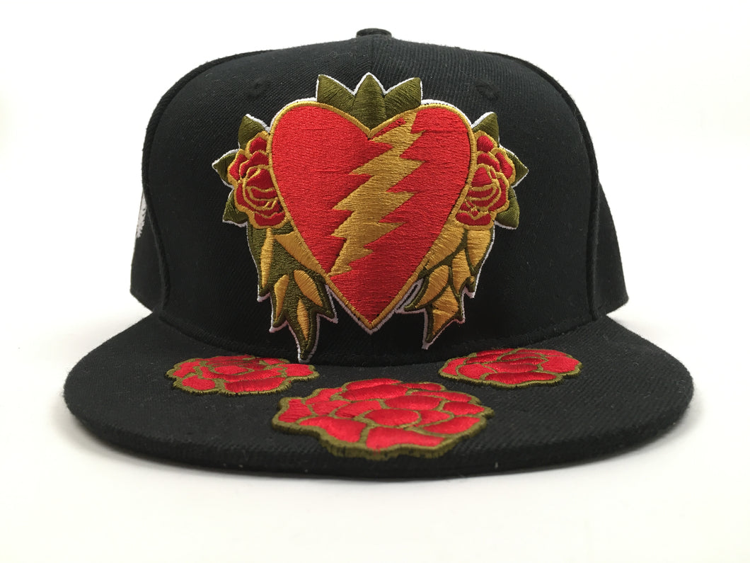 Steal Your Heart Hat (Vintage 2012, Size 7 1/4)