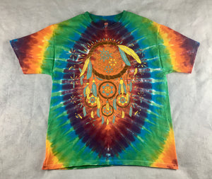 Dreamcatcher Shirt (Small, Tie Dye Vintage 2015)