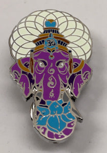 Sacred Elephant Pin (Silver, Vintage 2012)