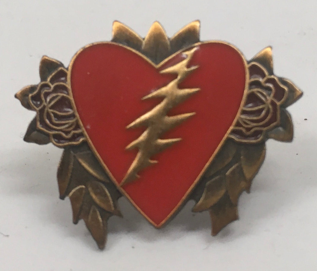 Steal Your Heart Pin (Original, Vintage 2012)