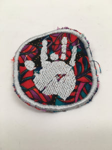 Jerry Hand Patch