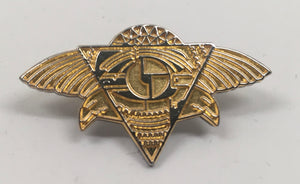 Conspirator Pin (Two Tone, Vintage 2010)