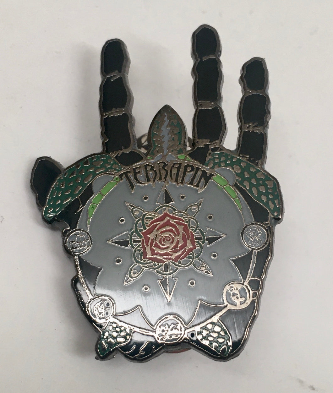 Terrapin Jerry Hand Pin (Vintage 2013)