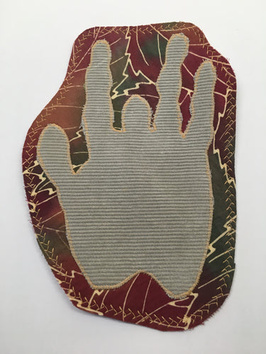 Jerry Hand Patch (Vintage 2012)
