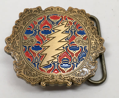 GD Royal Dead Belt Buckle (Gold, Vintage 2013)