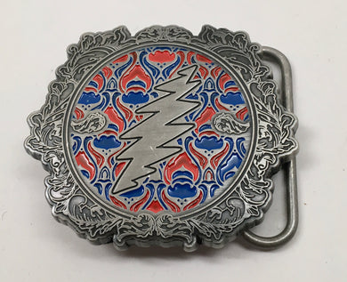 GD Royal Dead Belt Buckle (Silver, Vintage 2013)
