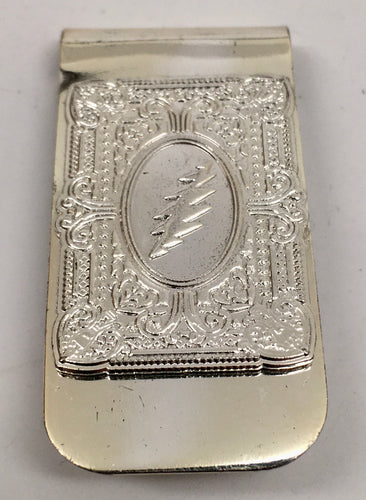 Money Clip (Silver, Defect, Vintage 2013)