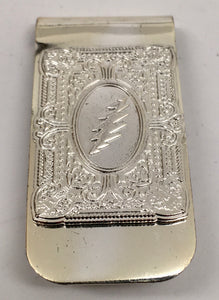 Money Clip (Silver, Vintage 2013)