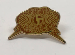 Camp Bisco Pin (Vintage 2010)