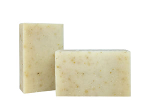 Shea Honey Oatmeal Organic Soap Bar