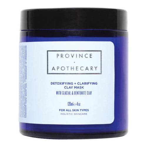 Detoxifying and Clarifying Clay Mask