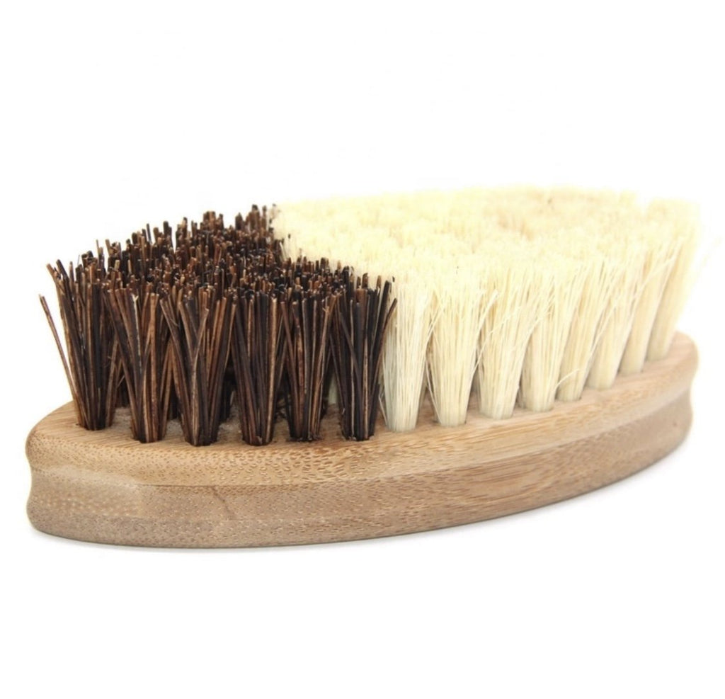 Bamboo Cleaning Brush