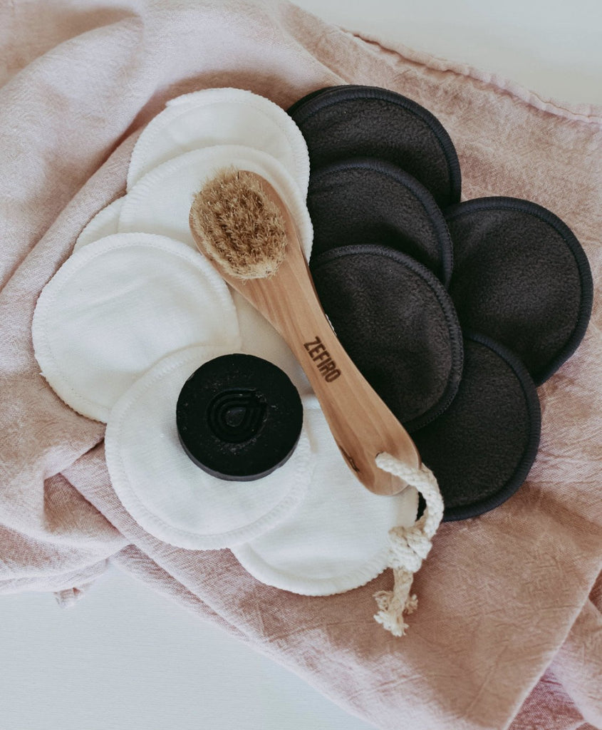 Bamboo Make-up Remover Pads