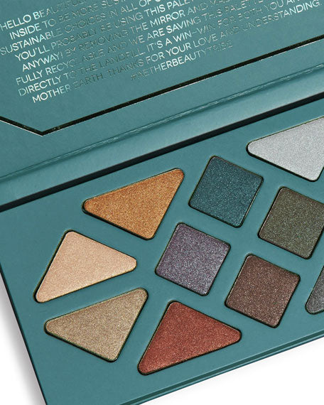 Crystal Infused Eyeshadow Palettes