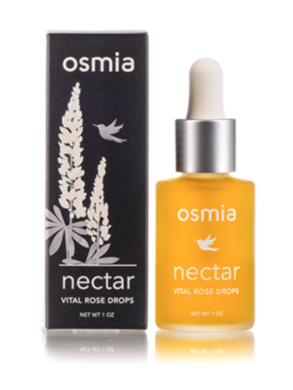 Osmia Organics Luxury Rose Facial Oil