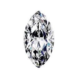 0.50ct F SI1 Marquise Lab Created Diamond