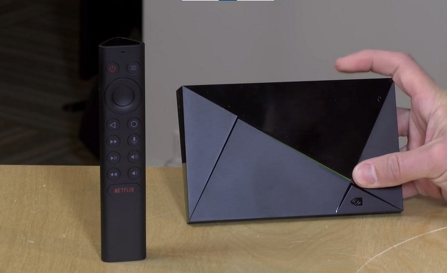 nvidia-shield-tv-box-pro-2019-unbox-unboxing-on-the-table