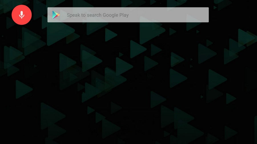 nvidia shield tv box pro quick start guide set up guideline - voice search