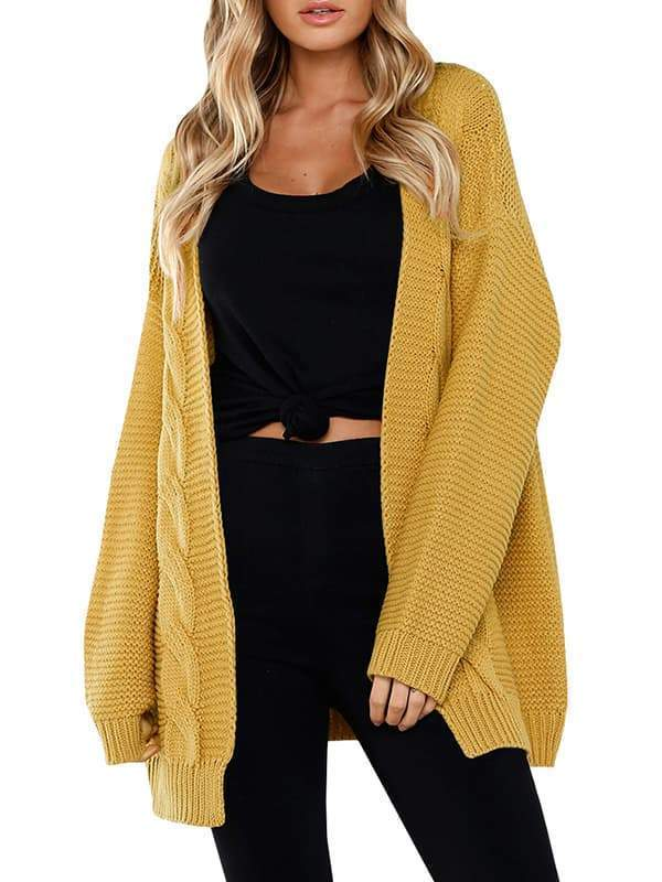 Charmystery Women Perry Knit Cardigan