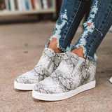 Charmystery 2019 Hot Sale Wedge  Sneakers (Ship in 24 Hours)