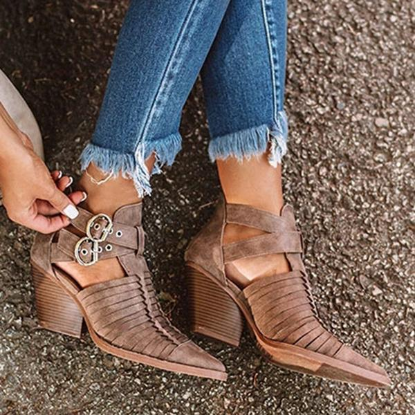 Charmystery Street Fashion Arabella Boots