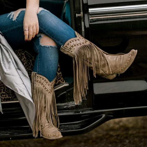 Charmystery Corral Unleashed Boots