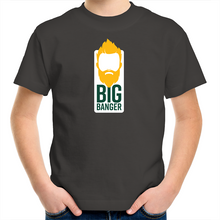 Load image into Gallery viewer, Big Banger Suns Kids Tee (Green and Gold)