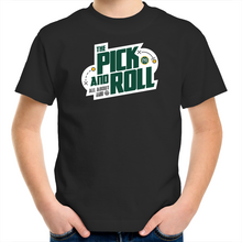 Load image into Gallery viewer, The Pick and Roll Modern Kids Tee