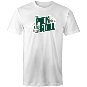 The Pick and Roll Modern Tee