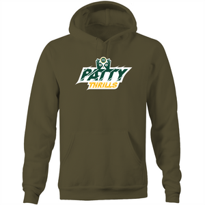 Patty Thrills Goggles Pocket Hoodie