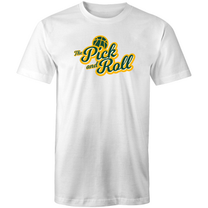 The Pick and Roll Classic Script Tee