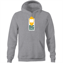 Load image into Gallery viewer, Big Banger Suns Pocket Hoodie (Green and Gold)