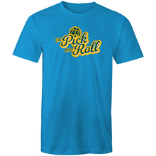 Load image into Gallery viewer, The Pick and Roll Classic Script Tee