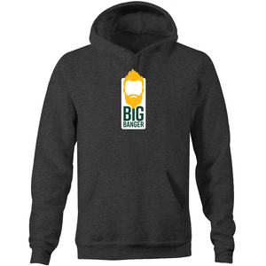 Big Banger Suns Pocket Hoodie (Green and Gold)