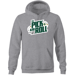 The Pick and Roll Modern Pocket Hoodie