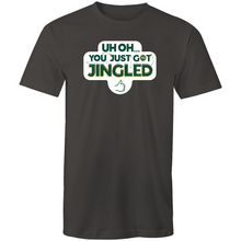 Load image into Gallery viewer, You Just Got Jingled Tee