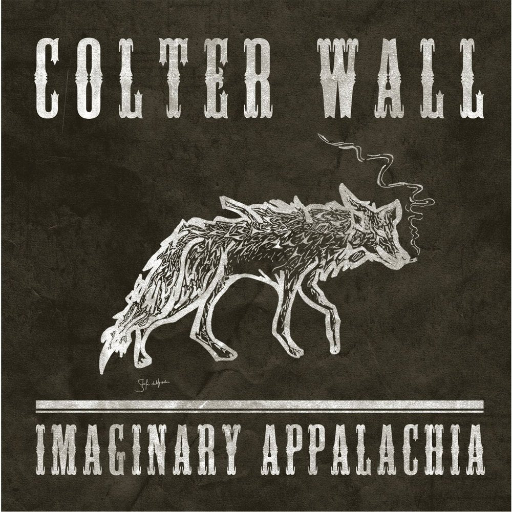 Imaginary Appalachia EP CD Version