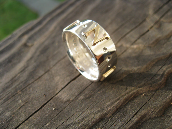 chris compass ring