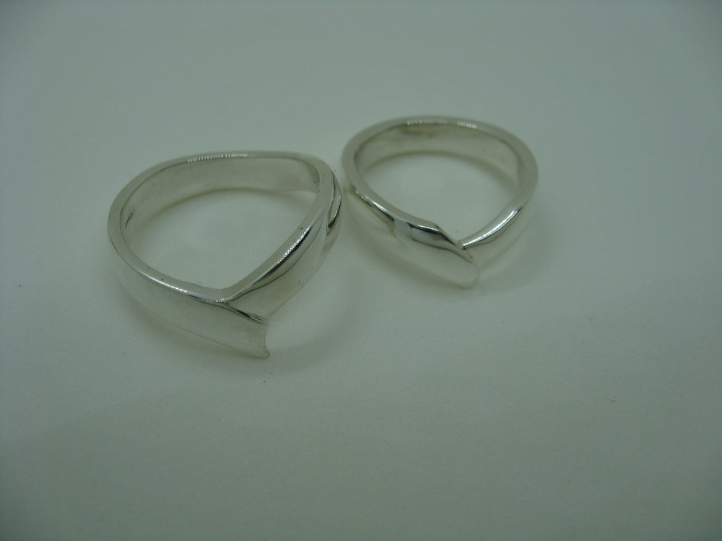 artem and annika wedding bands