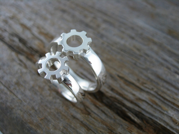 dana and sharayah gear rings