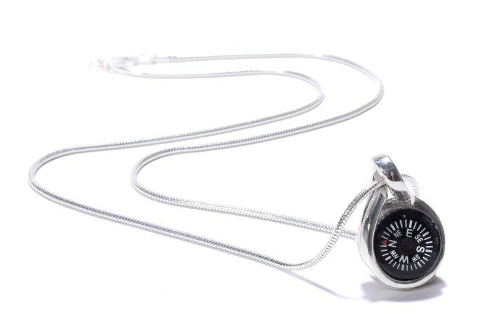 sw compass necklace